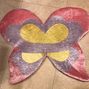Other - Toddler soft padded Chenille Butterfly Wings